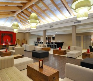 Lobby Hotel Vincci Costa Golf Chiclana